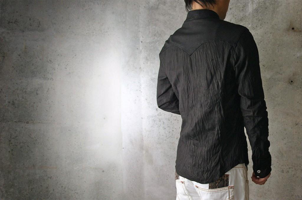 StellaDrago レザーシャツ 画像B