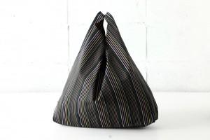 縞縞 シンプルバッグ